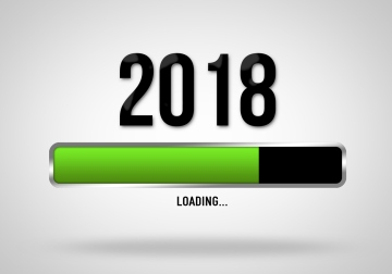 New year 2018 loading process